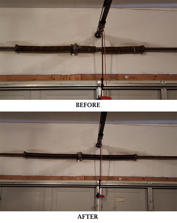 Plano garage door repair how do you know if garage door for Garage door repair plano